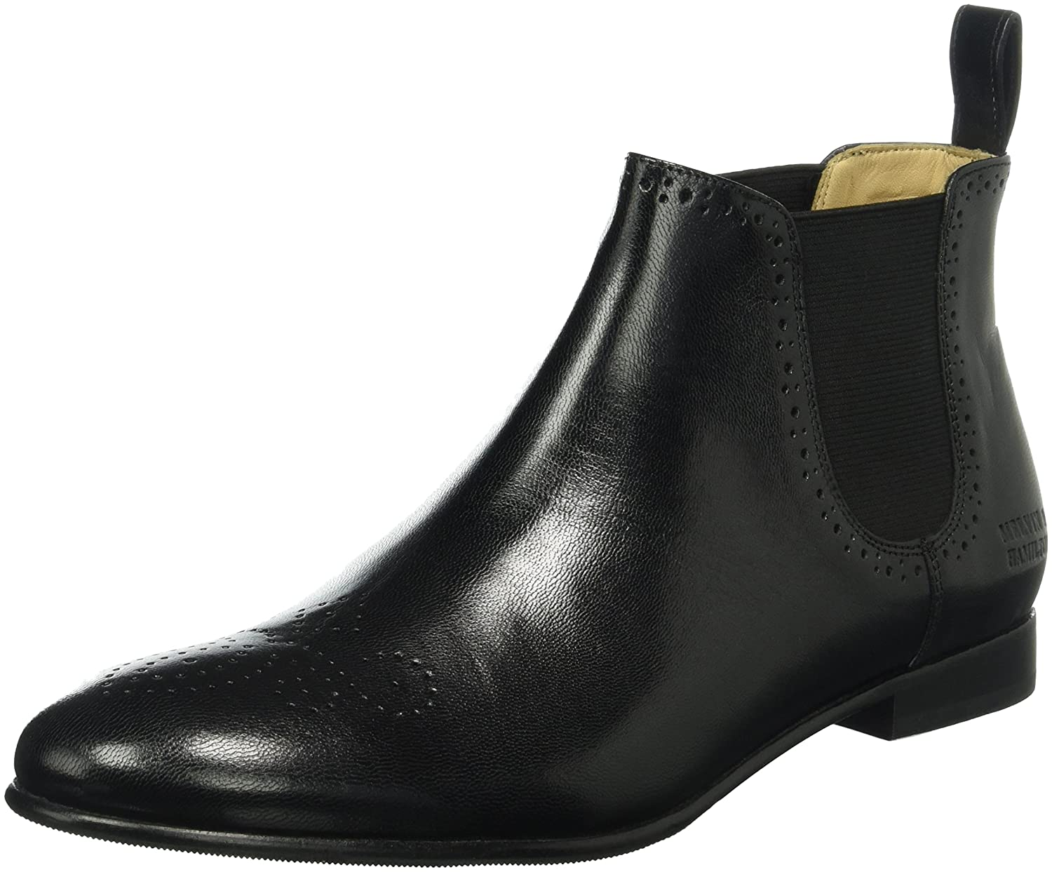 MELVIN & HAMILTON MH HAND MADE schuhe OF CLASS Damen Sally 16 Chelsea Stiefel