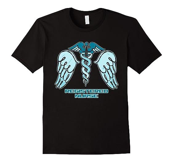 Amazon Registered Nurse Rn Hippocratic Oath Caduceus Symbol T
