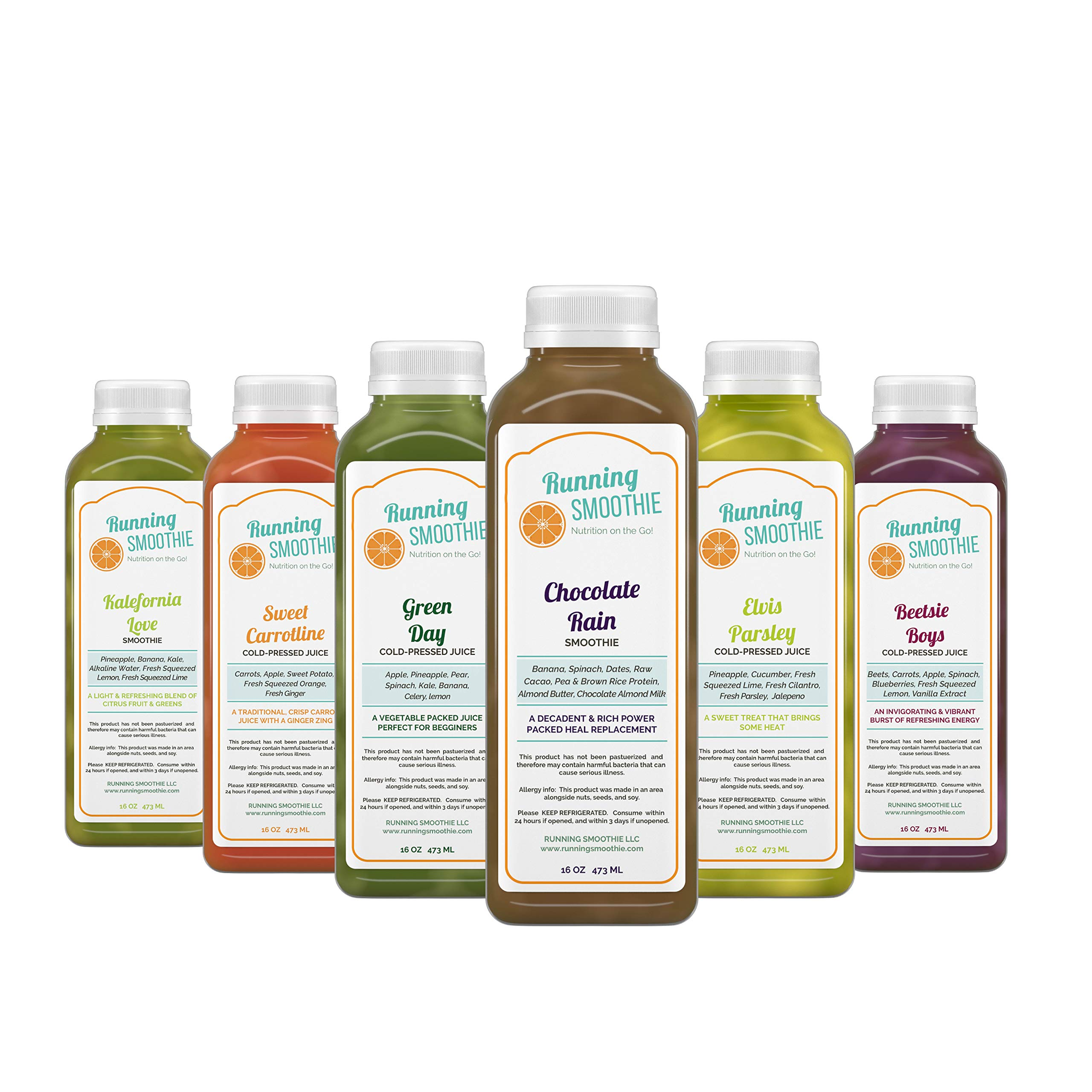 Pressed Juicery Nutrition Facts Greens 3 Blog Dandk