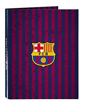 FC Barcelona 511829067 2018 Estuches 33 cm, Azul