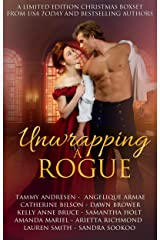 Unwrapping a Rogue: A Christmas Regency Boxset Kindle Edition