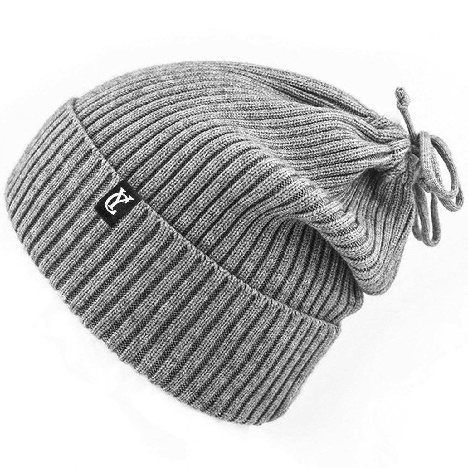 Amazon.com  Yobenki Cable Knit Beanie hat 51bac007f39