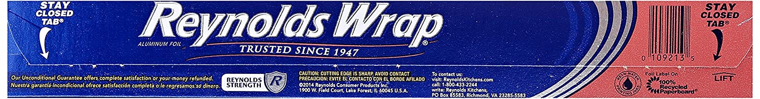 Reynolds Wrap Heavy Strength 50 sq ft