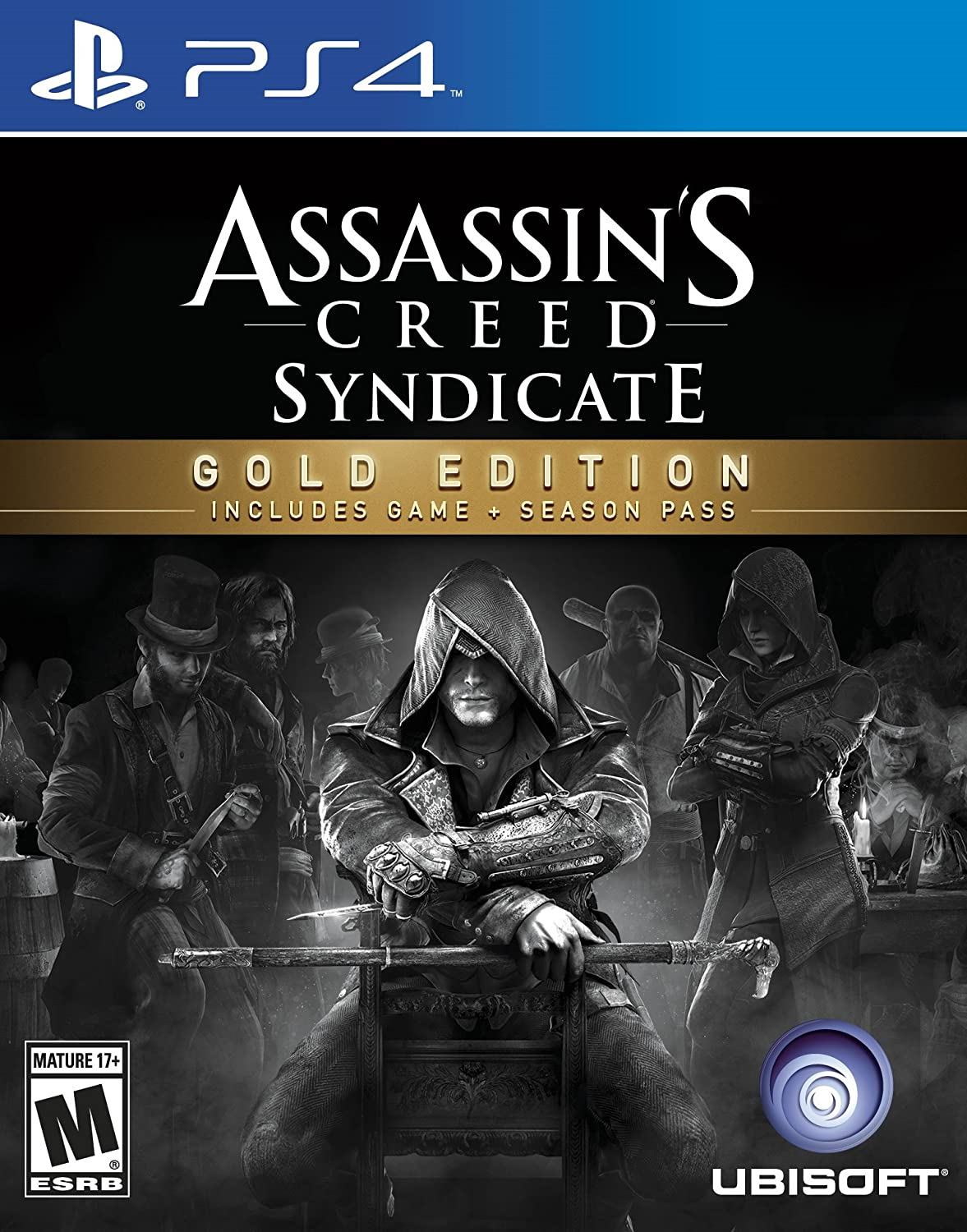 Amazon.com: Assassins Creed Syndicate - Gold Edition ...