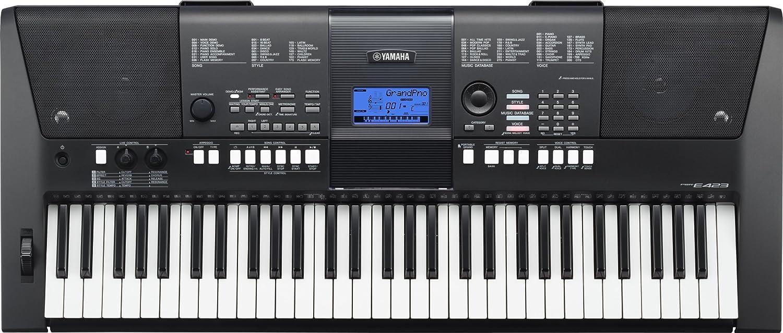 Yamaha PSR-E423 Teclado (61 teclado) [importado de Alemania]