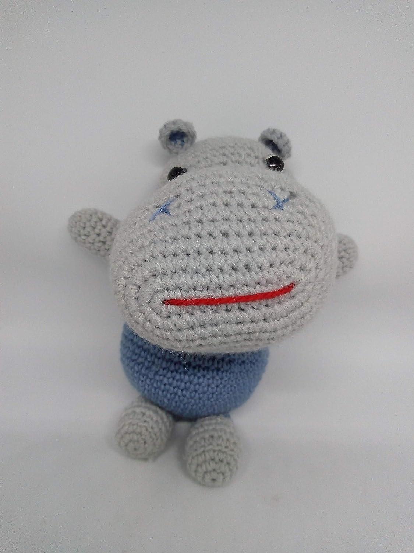 Amigurumi Crochet hipopótamo amigurumi tutorial – Amigurumi Patterns | 1500x1125
