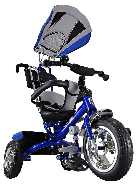 Kiddo Blau Smart Design 4-in-1 für Kinder Dreirad Kinder Trike 3 ...