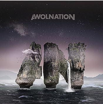 amazon megalithic symphony awolnation 輸入盤 音楽