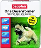 Beaphar One Dose Wormer Small Dogs Puppies 3 Tab