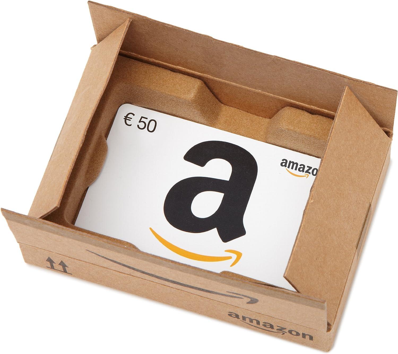 Tarjeta Regalo de Amazon.es en un estuche