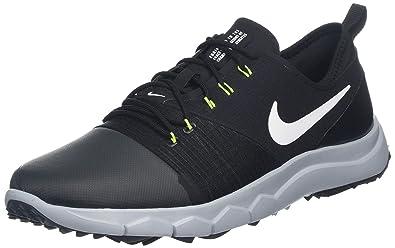 best service dc34c b45f0 Nike WMNS FI Impact 3, Chaussures de Golf Femme, Noir (Negro 002)