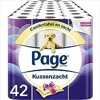 Page wc papier - Kussenzacht - 42 rollen - Voordeelverpakking