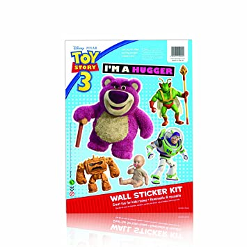 TOY STORY WALL STICKERS Part 33
