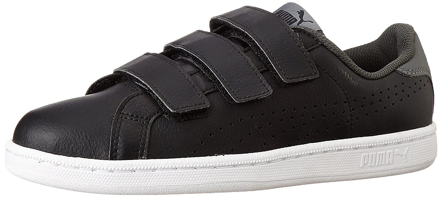 a7cf598dd92602 Puma Men s Smash Velcro IDP Sneakers  Buy Online at Low Prices in India -  Amazon.in