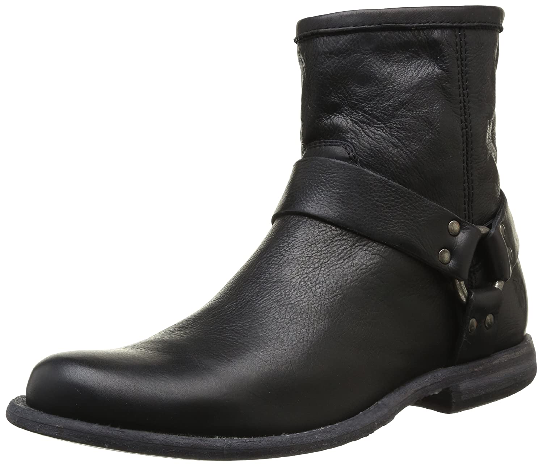 Frye - Zapatos de piel para hombre, Black, 40: Amazon.es: Zapatos y complementos
