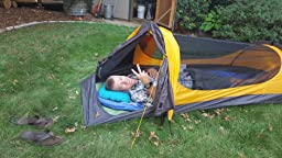 Amazon Com Eureka Solitaire Tent Sleeps 1 Sports