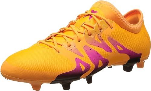 | adidas X15.2 FGAG Mens Lace Up Track Football