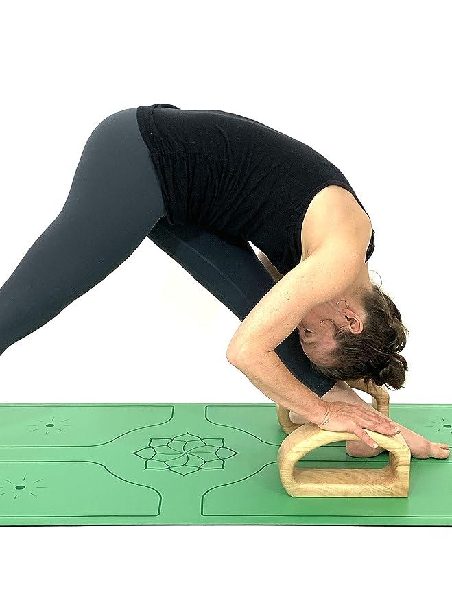 Amazon.com: Yoga Bloquear – bhoga infinity Bloquear – Envío ...