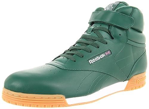 dd8a0e79b5746 Reebok Men s Exofit Hi Clean Logo Sneaker