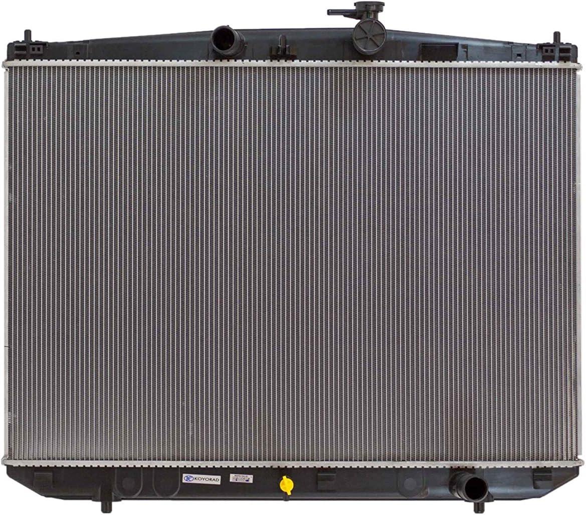 Radiator Assembly Plastic Tank Aluminum Core for Toyota Highlander Lexus RX400H