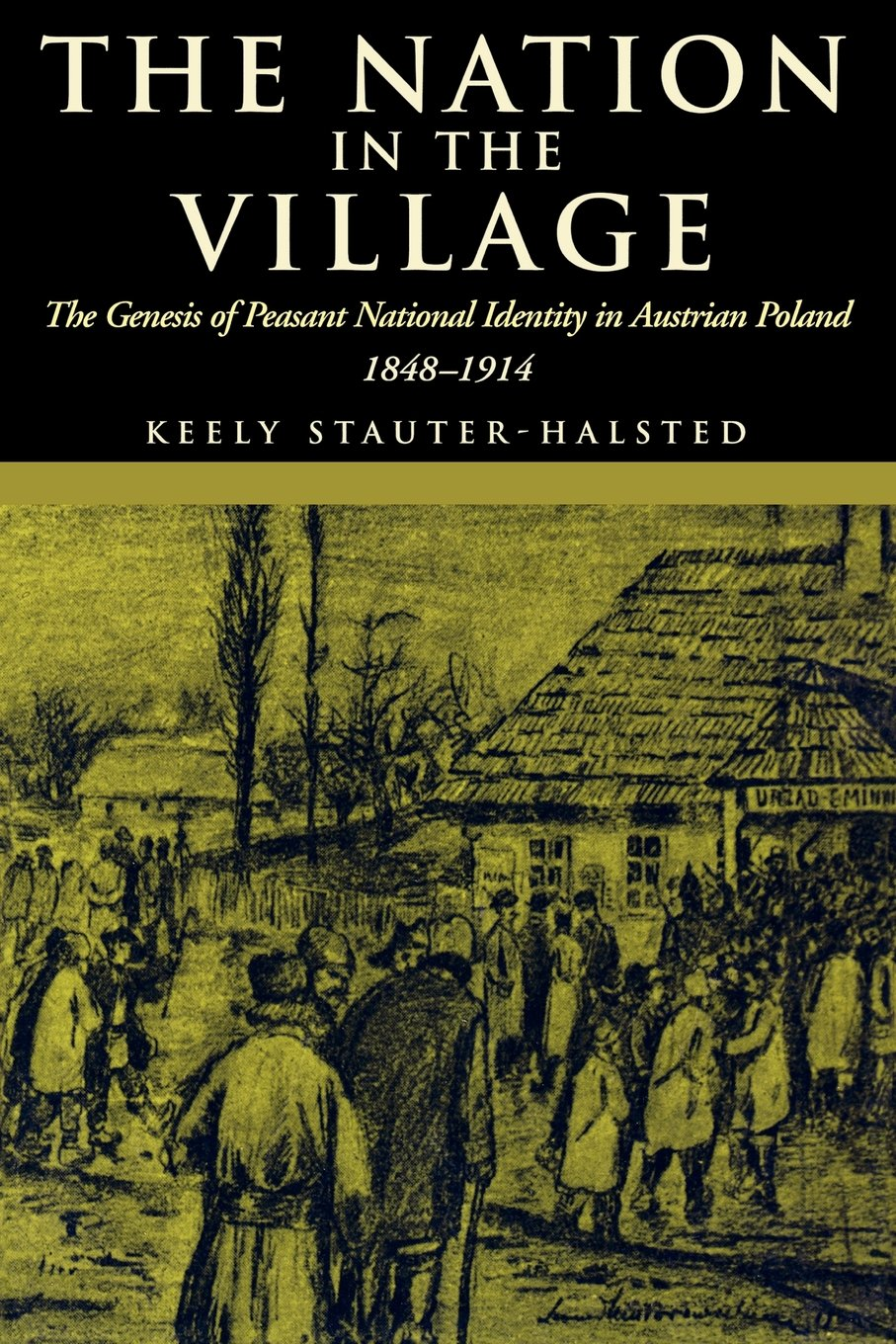 Read Online The Nation in the Village: The Genesis of Peasant National Identity in Austrian Poland, 1848–1914 pdf