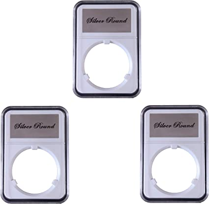 Lighthouse QUICKSLAB 40mm Coin Display Slabs 1 Slab Only