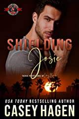 Shielding Josie (Special Forces: Operation Alpha) (Fierce Protectors Book 3) Kindle Edition