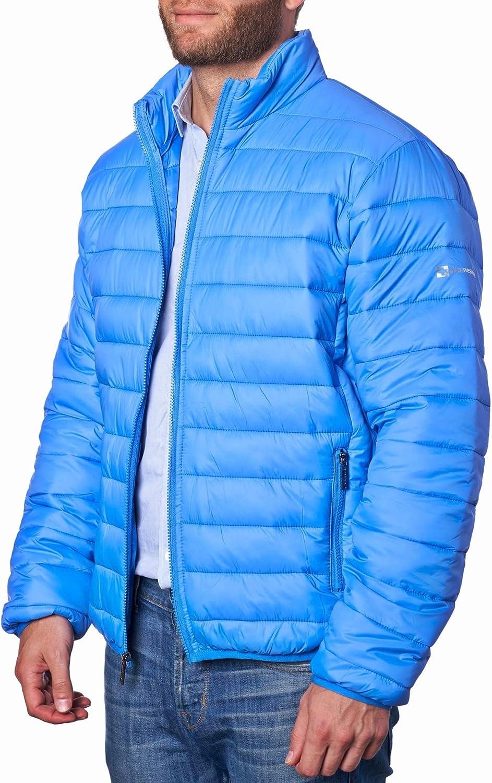 Alpine Swiss Niko Mens Down Alternative Jacket Puffer Coat Packable Warm  Insulation & Lightweight at Amazon Men's Clothing store