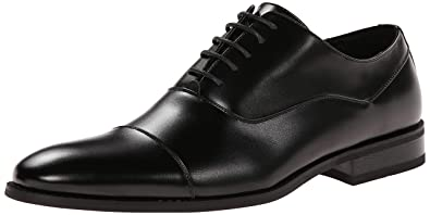 official first look speical offer KENNETH COLE Unlisted Half Time Men's Cap Toe Oxford