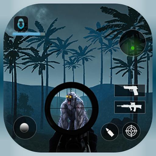 Bigfoot Beast Hunting: Summer Games]()