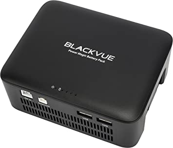 Blackvue B112, Power Magic, Battery Pack: Amazon.es: Coche y moto