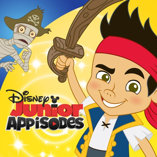 Treasure of the Pirate Mummy's Tomb & The Never Sands of Time - Jake and the Never Land Pirates - Disney Junior Appisodes -