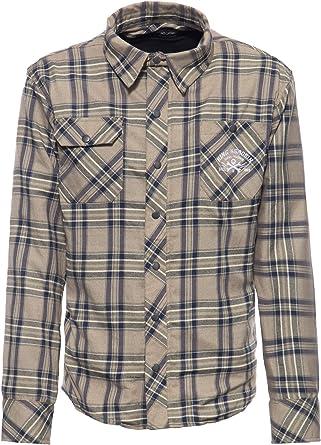 King Kerosin Original Camisa para Hombre: Amazon.es: Ropa