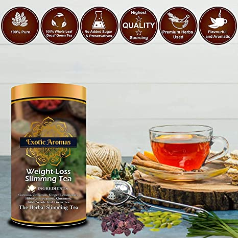 le slimming tea