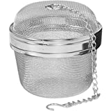 Fox Run Spice Infuser/Tea Ball, 3 x 3 x 3 inches, Metallic