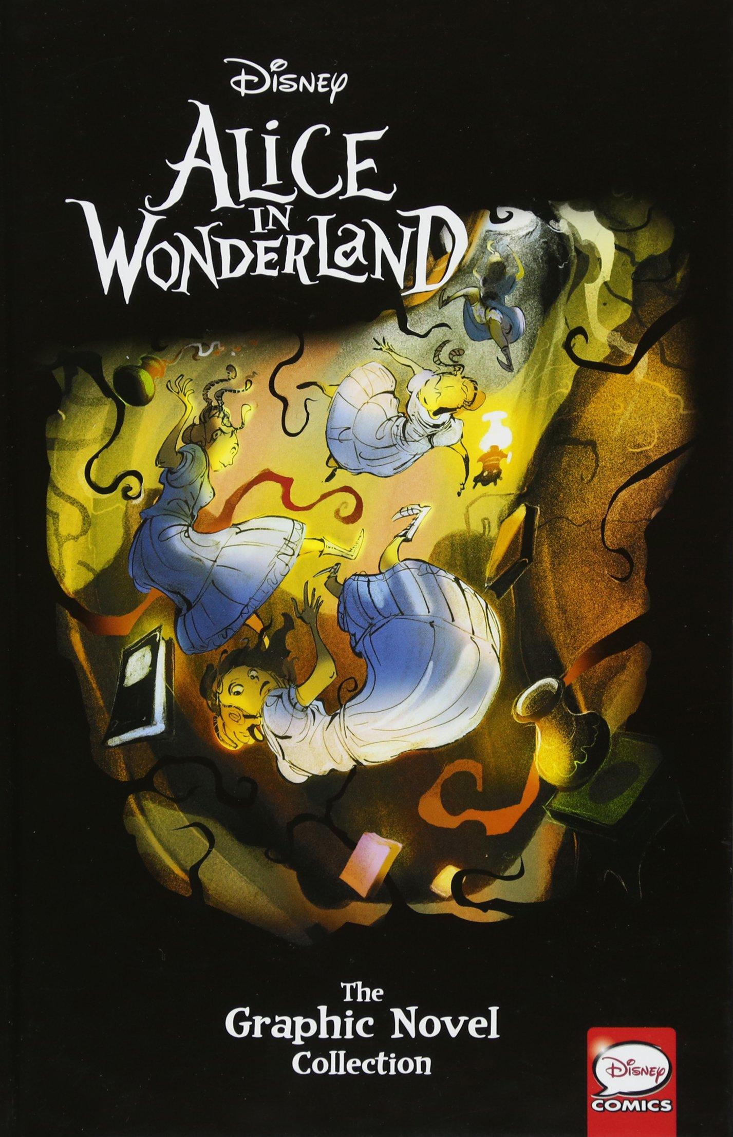 Disney Alice in Wonderland: The Graphic Novel Collection (Disney Comics)