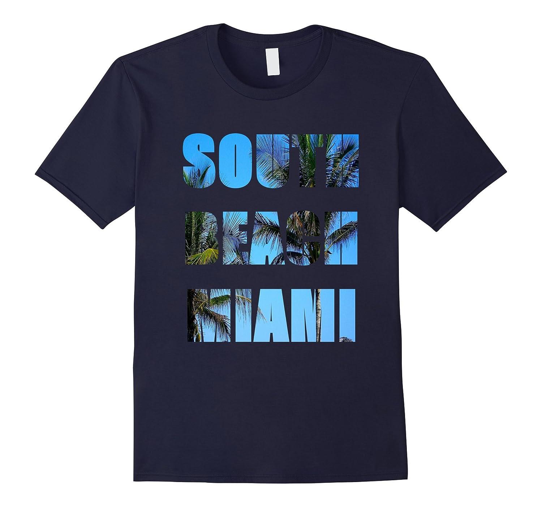 South Beach Miami T-Shirt-CD