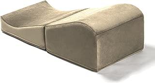 product image for Liberator Flip Ramp Sex Positioning Pillow, Velvish Buckwheat