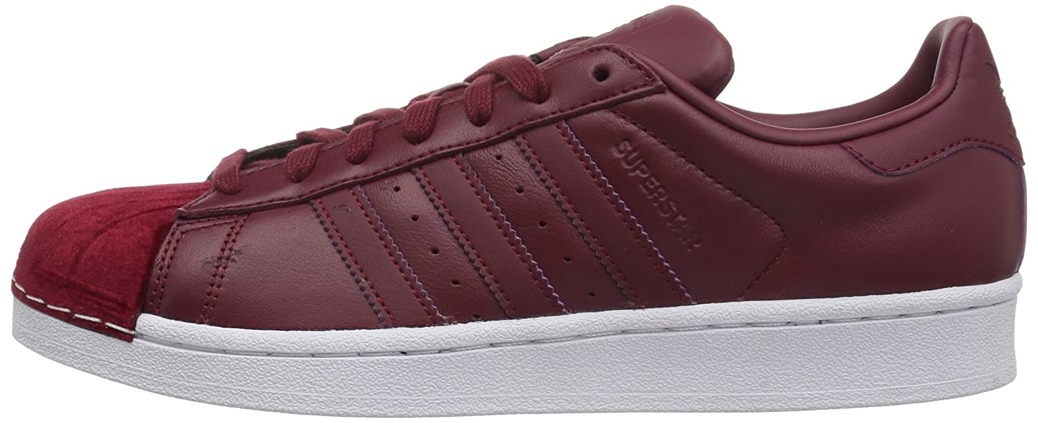 adidas Women's Originals US|Collegiate Superstar B06XPL32MG 7 B(M) US|Collegiate Originals Burgundy/Collegiate Burgundy/White 0bb735