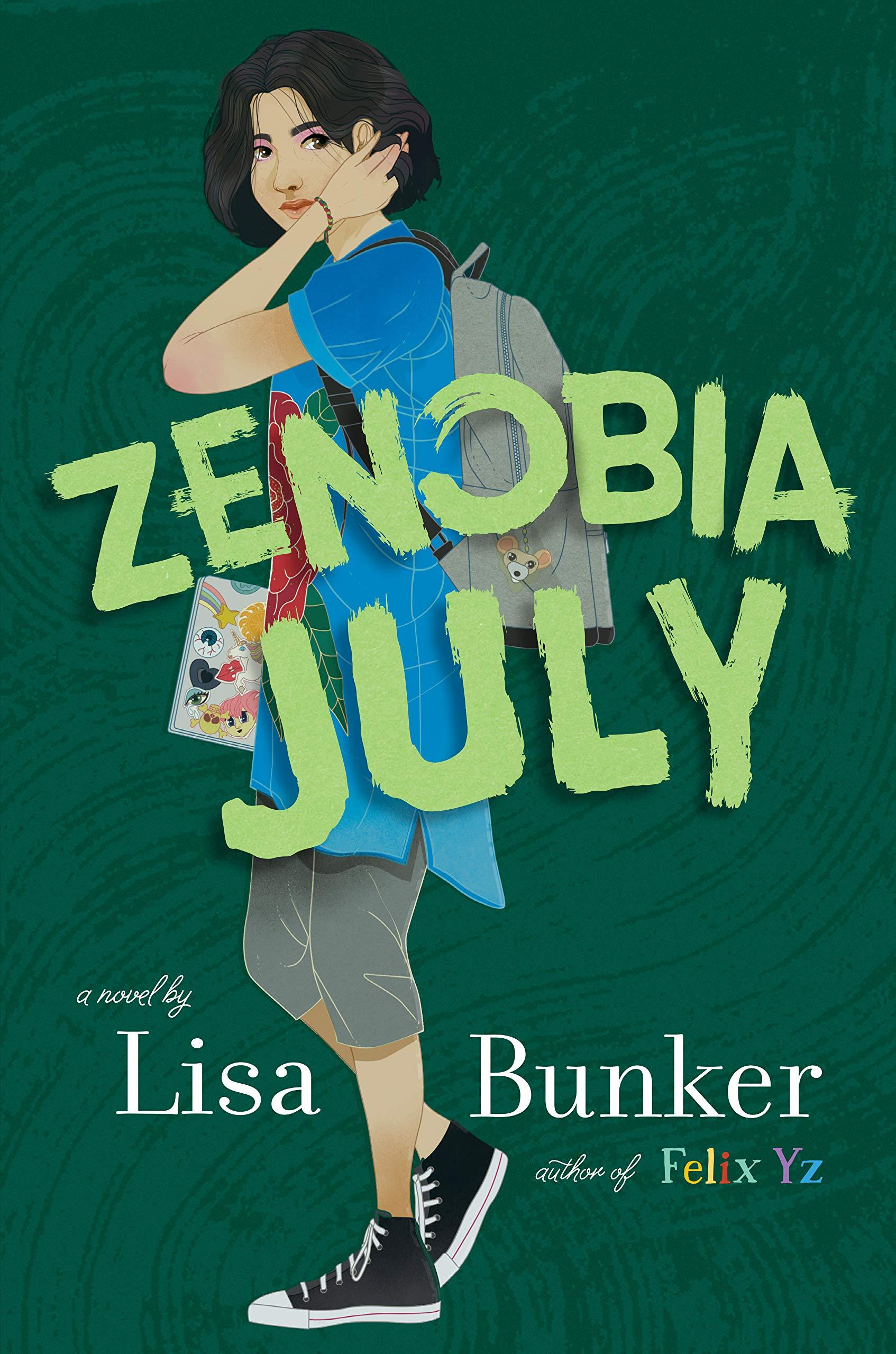 Zenobia July  LGBTQIA+ Books_ Bored Teachers