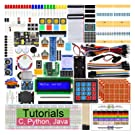 Freenove Ultimate Starter Kit for Raspberry Pi 3 B+, 434 Pages Detailed Tutorials, Python C Java, 223 Items, 57 Projects, RPi 3B+ 3B 3A+ 2B 1B+ 1A+ Zero W