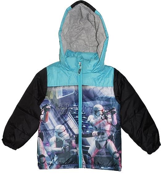 Winter Wars Gepolsterte Kinder Star JackeBekleidung b7gY6fy