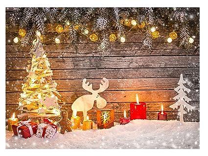 Christmas Backgrounds.Amazon Com Kate 7x5ft Backdrops Christmas Backgrounds