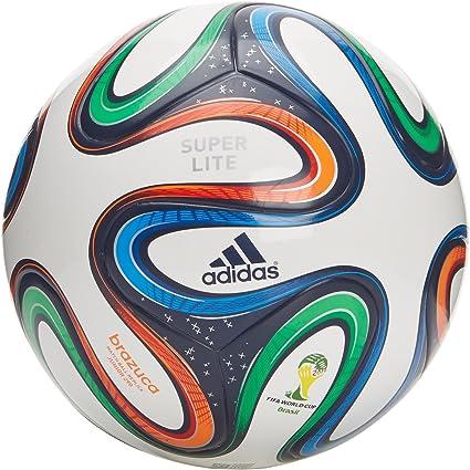 adidas F82347 Brazuca - Balón de fútbol para niños (talla 4-5 ...