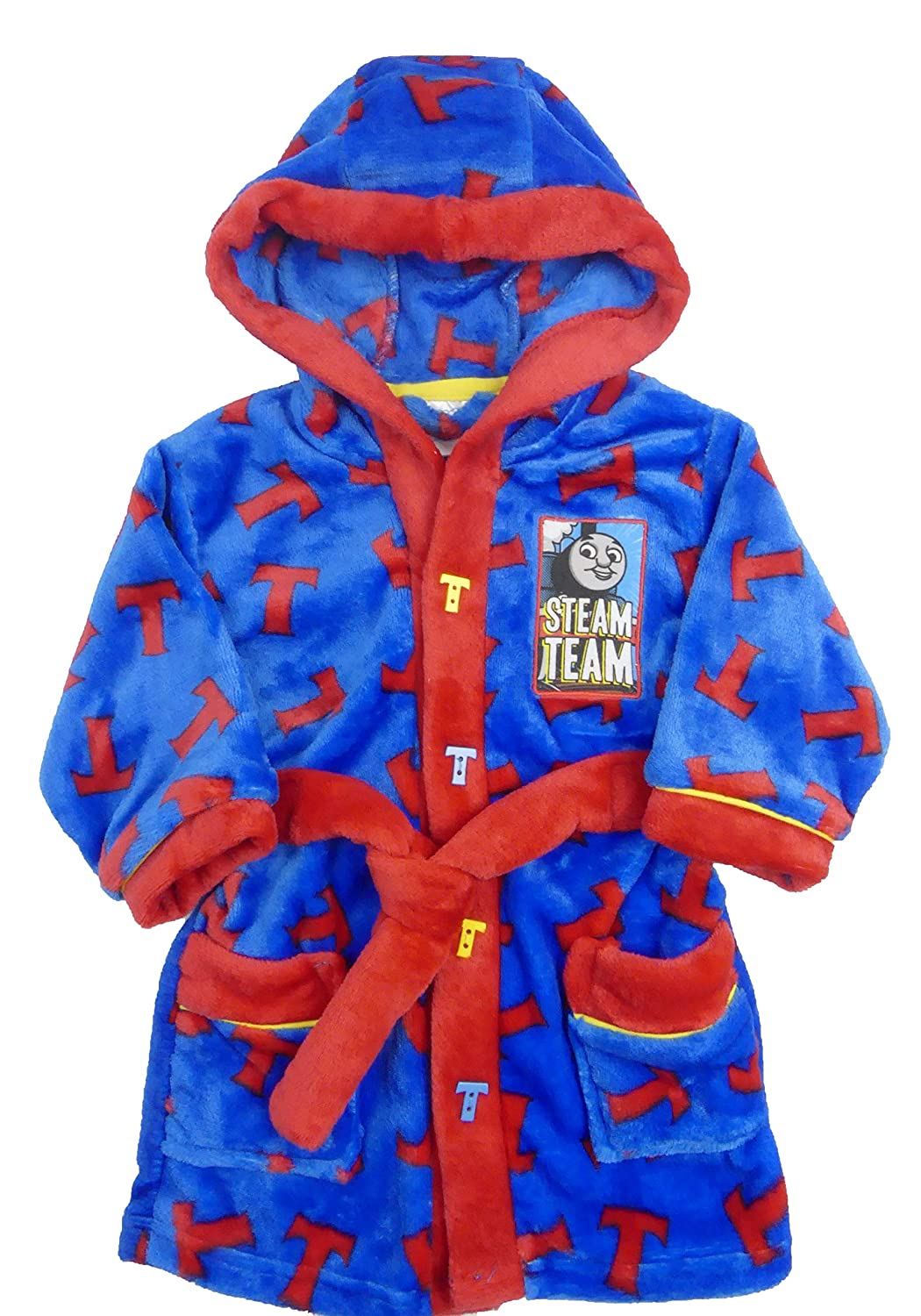 Thomas the Tank Engine Flannel Fleece Dressing Gown 12-18m 18-24m