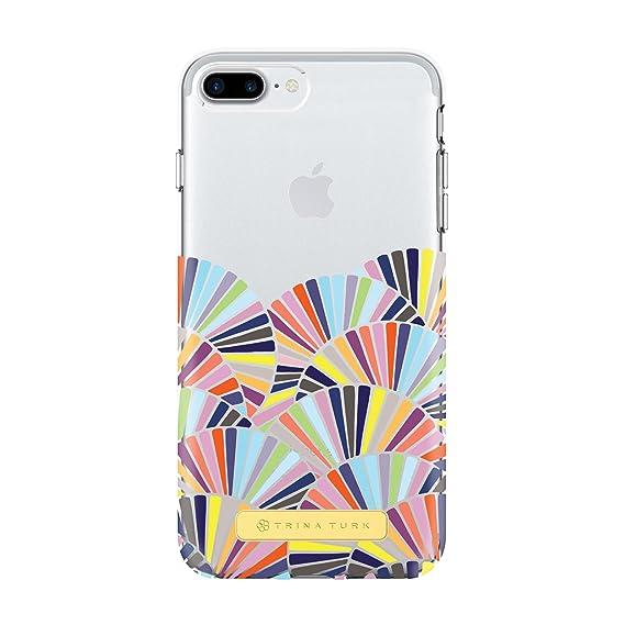 buy online a0039 0cfbc Trina Turk Translucent Case (1-PC) for iPhone 8 Plus, iPhone 7 Plus &  iPhone 6 Plus/6s Plus - Copellia Multi/Clear