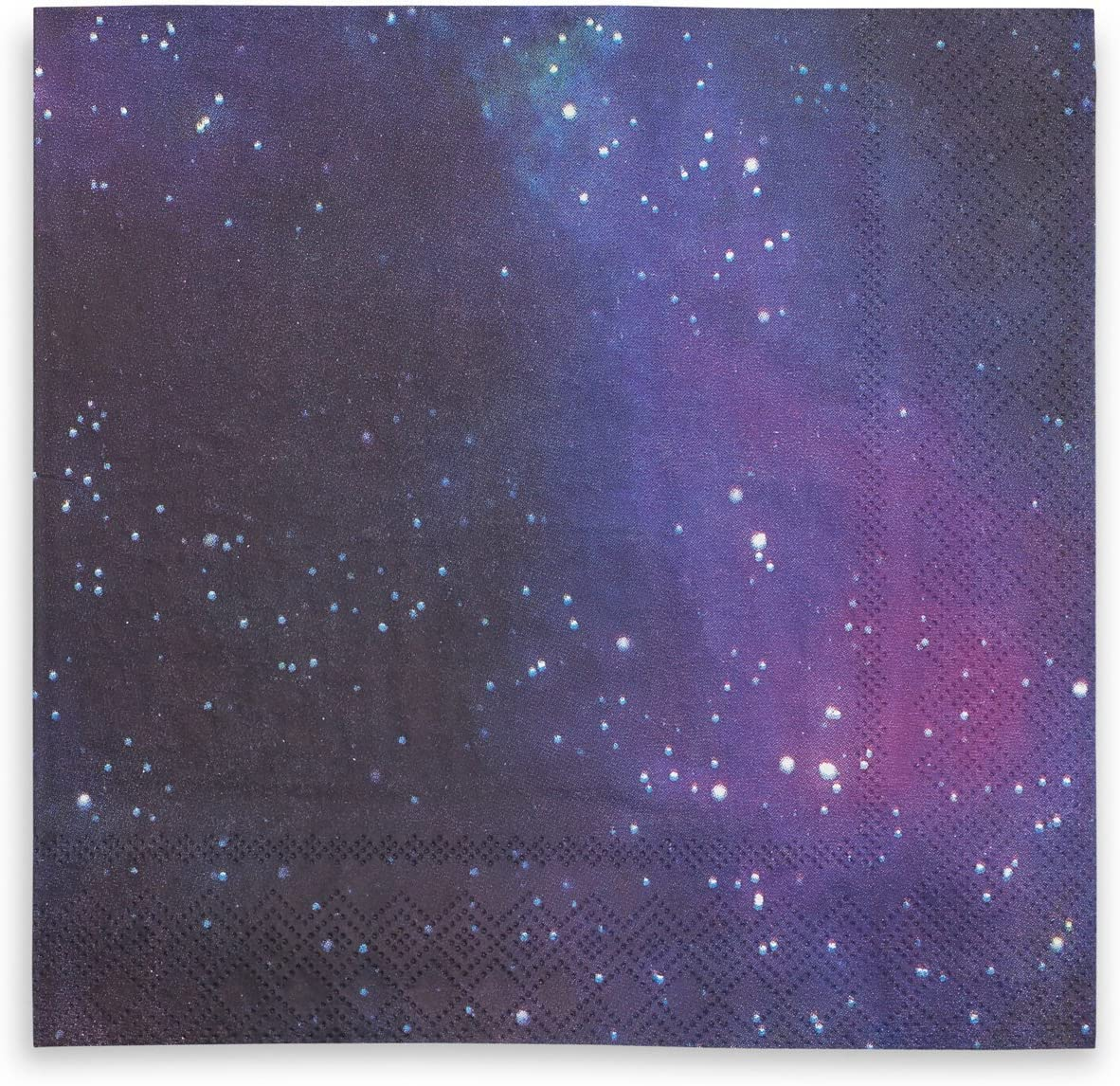 Daydream Society Galactic Outer Space/Galaxy Paper Party Napkins, Pack of 16