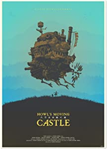 Noir Gallery Howl's Moving Castle Film Movie 8