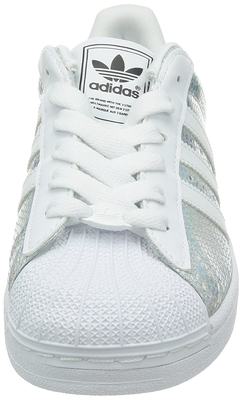 Femmes Blanc Superstar Adidas Amazone 8RajYs