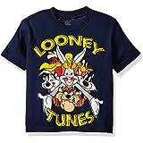 Looney Tunes Toddler Boys' Group Short Sleeve T-Shirt